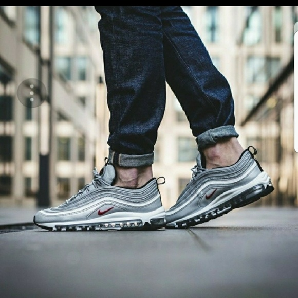 Nike Air Max 97 Men's Shoe Size 7 (White)   Shop Your Way